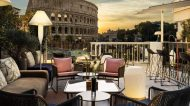 The Court: a Palazzo Manfredi cocktail e piatti gourmet vista Colosseo