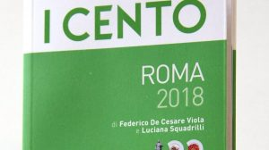 In edicola l'edizione 2018 della guida I Cento di Roma