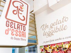 Roma. Con Geppy Sferra apre il primo ristorante di gelato in zona Centocelle