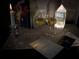 Da Pablo's l'eleganza del bianco nel menù di Paolo Romano e dei vini Pietracava