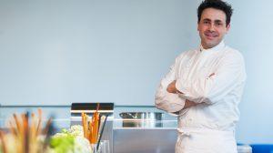 Daniel Canzian. Virata decisa verso un menù 100% italiano