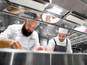 Domingo Schingaro, lo chef del resort più bello del mondo