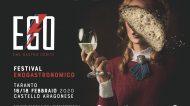 Ego Festival: Taranto diventa capitale italiana dell'enogastronomia