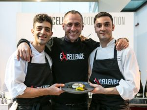 Roma. Al via Excellence 2018 Food Innovation