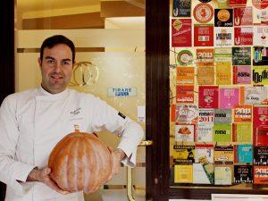 Il Calendario in un Menu, la cucina romana di Fabrizio Sepe