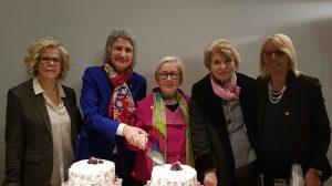 Le Donne del Vino festeggiano i loro primi 30 anni