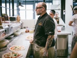 Francesco Martucci, pizzeria I Masanielli. Un numero uno e vi spieghiamo perché