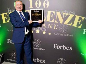 Peppe Zullo, eccellenza italiana 2020. Parola di Forbes
