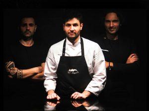 Maicol Izzo, una cucina avanti anni luce a Castellammare di Stabia