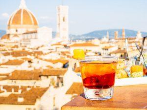 Aperitivo all'aperto a Firenze: 5 indirizzi da non perdere
