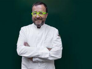 Giancarlo Morelli: il menu d'autunno, tra gusto ed eleganza (e sempre senza sferificazioni)