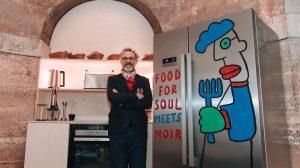 Grundig e Food for Soul: il nuovo Refettorio di Bottura apre nel cuore di Parigi
