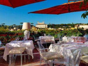 La Stagione delle Terrazze: Grand Hotel Plaza & La Terrazza del Capo d'Africa // nona puntata // ogni venerdì