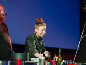In poltrona con lo chef: il cinema incontra la cucina