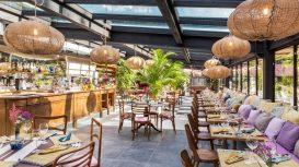 Roma: Vivi Bistrot inaugura Le Serre, un Botanical Garden Restaurant a Monte Mario