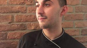 Federico Vendola: così è nata la mia passione per la cucina