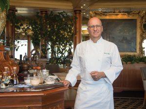 A colazione con Heinz Beck