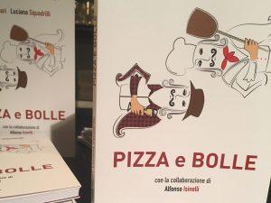 Pizza e Bolle: pizze e vini finalmente insieme nel libro di Mauri e Squadrilli