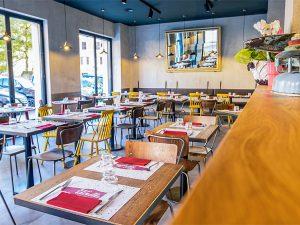 Favilla, pizzeria di quartiere a due passi da Re di Roma