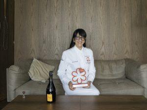 È Isa Mazzocchi la vincitrice del Premio Michelin Chef Donna 2021 by Veuve Clicquot
