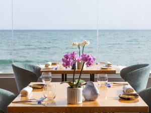 """Il Mare di Latina come non lo avete mai visto: """"Il Vistamare"""", ristorante gourmet sulla riviera laziale"""