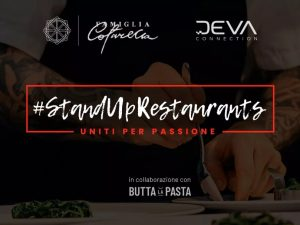 Famiglia Cotarella e Deva Connection: al via StandUpRestaurant