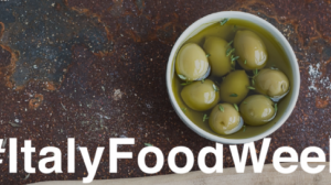 Una settimana per discutere di cibo. Su Twitter