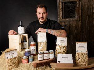 Joseph Micieli lancia una linea di prodotti omaggio alla Sicilia