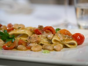 Roma. Cosa si mangia nel nuovo Unique Garden Restaurant Al Palatino