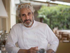 Leandro Luppi, lo chef del lago, e la sua visione del futuro
