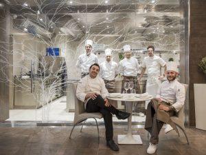 Livello 1: all'EUR il nuovo ristorante gourmet che è anche pescheria (e Fish&Cocktail)