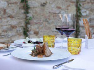 Riaperture: mangiare all'aperto in Umbria si può (tempo permettendo)