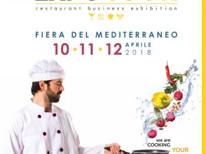 Expocook: degustazioni e grandi chef per il salone della ristorazione in Sicilia