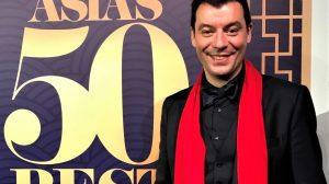 Orgoglio italiano. Il ristorante di Luca Fantin entra nei 50 migliori ristoranti dell'Asia