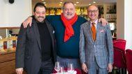 """Gianfranco Vissani apre a Roma il """"Tuo Vissani"""": al centro le persone e i prodotti made in Italy."""