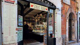 Mammò, lo street food internazionale a Trastevere