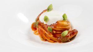 Gli spaghetti allo stracotto di tonno di Gianfranco Pascucci