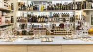Amodei Banco e Bottega: all'Esquilino apre l'Emporio delle Gastronomie italiane