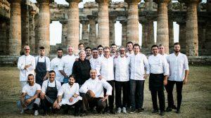 Live for Paestum: grande successo per la cena all'ombra dei Templi