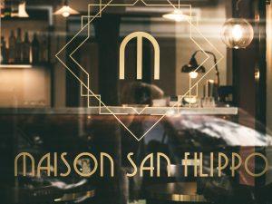 Roma. Delivery e staycation di Maison San Filippo, il salotto in stile Belle Époque dei Parioli
