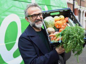 Refettorio Felix: Bottura a Londra con la sua mensa dei poveri