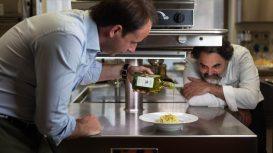 Marco Stabile, chef de L'Ora D'Aria, riparte dal Made in Italy
