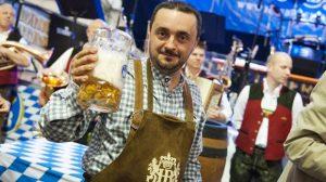 Genova sembra Monaco: c'è l'Oktoberfest