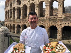Errico Porzio sbarca a Roma con il suo format di pizza napoletana Al Solito Porzio