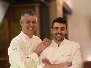 Al Metrò next stop Giulia Restaurant: la cena a 4 mani con Pierluigi Gallo e Nicola Fossaceca