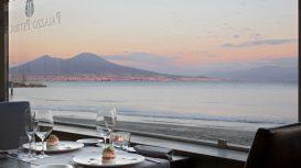 Napoli: la cucina dei sensi di Lino Scarallo a Palazzo Petrucci