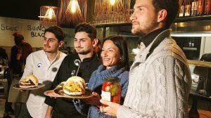 Sciuè il Panino Vesuviano cambia menu per sostenere i giovani agricoltori