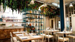 Libra, il ristorante attento alla linea a Bologna