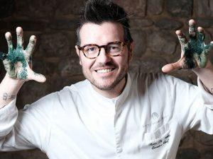 Rocco De Santis, l'intervista allo chef che ha portato la stella al Santa Elisabetta a Firenze