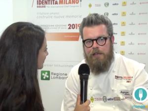 Eugenio Boer a Identità Golose 2019 – MangiaeBevi Tivù